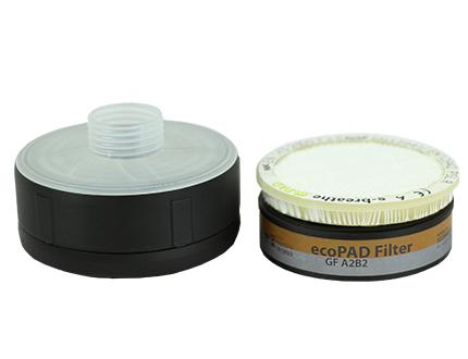 e-breathe Kombinationsfilter A2B2-P3 R SL