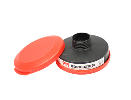 Abdeckung für PM Filter