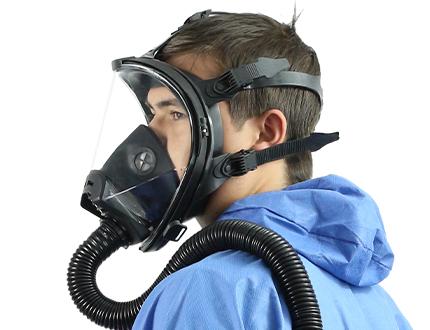 e-breathe Rundgewinde-Anschluss