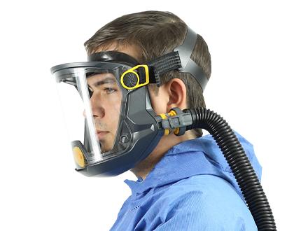 e-breathe Multimask-Anschluss
