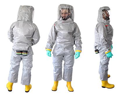 e-breathe Chemical Grey Inside