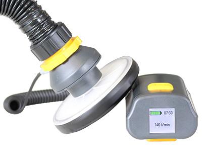 e-breathe Smartblower System