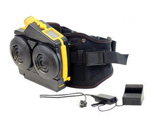 Atemschutzgebläse Ladeschale e-Flow PAD-Box