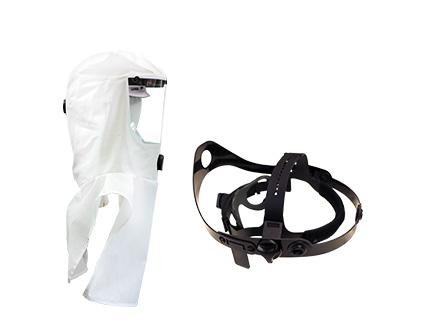 Starter-Packs mit Kopfhalterung Multi-Hood