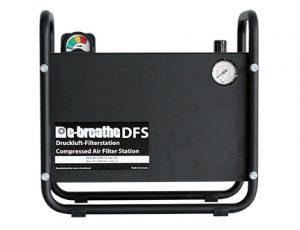 Druckluft-Filterstation