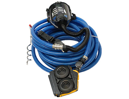e-breathe FDS Frischluft-Schlauchgerät