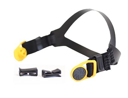 Halteschlaufen für Kopfband