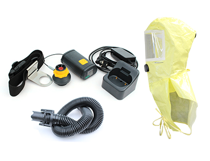 Ready-Pack Smartblower Einfilter System mit PM Chemical Hood