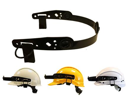 Helmhalterung Adapter