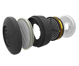 ecoPAD Filter System