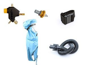 Ready-Packs e-Line e-breathe PM Laborhaube