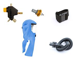 Ready-Pack e-breathe e-Line Multi-Hood
